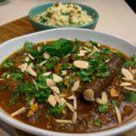 Moroccan Spice Lamb