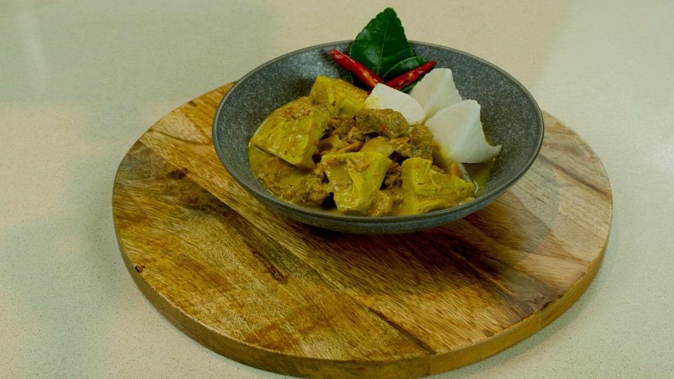 jackfruit beef stew pressure cooker