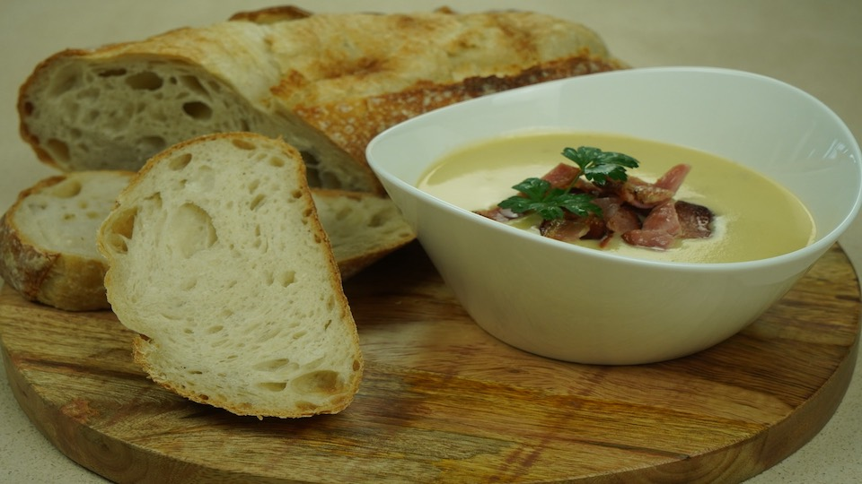Easy Potato Leek Soup Recipe