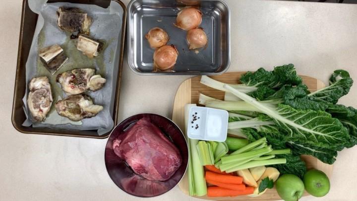 Taflespitz Ingredients