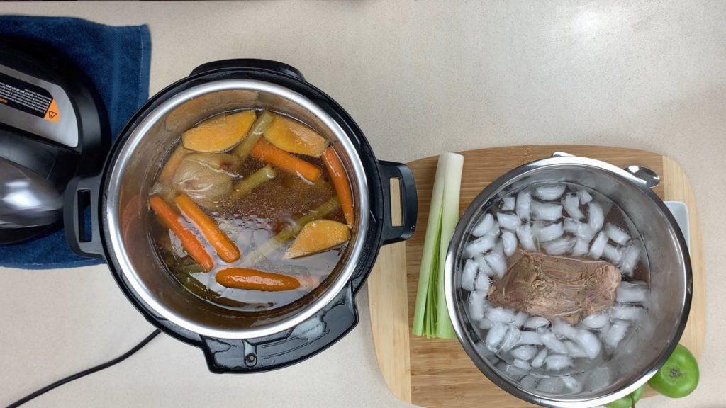 Taflespitz After Cooking