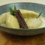 Kolak Pisang: Banana and Coconut Milk Dessert (Vegan)