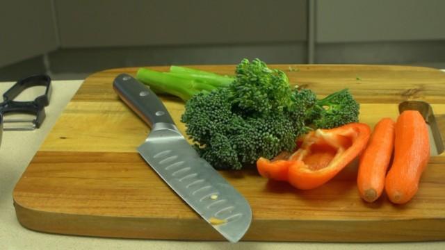 Wash Vegetables