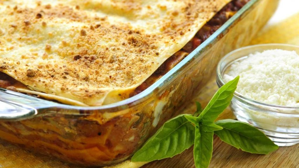 Lasagna For 100 People