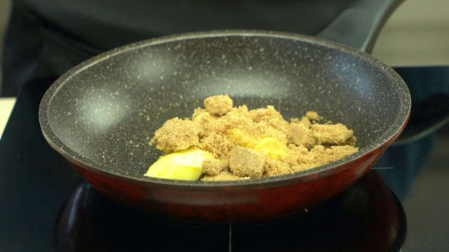 Make A Caramel Banana Flip Cake Topping