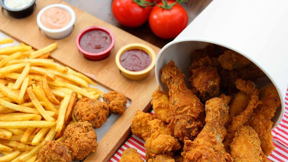 How Much Fried Chicken to Buy for Any Group Size