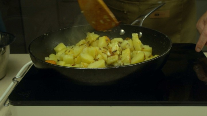 Golden Brown Potato