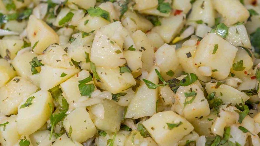 For 100 People How much Potato Salad do you need
