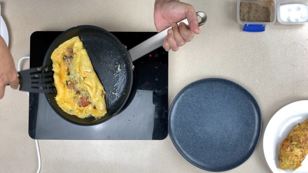 Fold The Egg