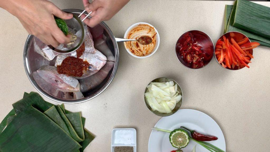 Season Fish Curry