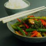 Korean Pork Stir Fry