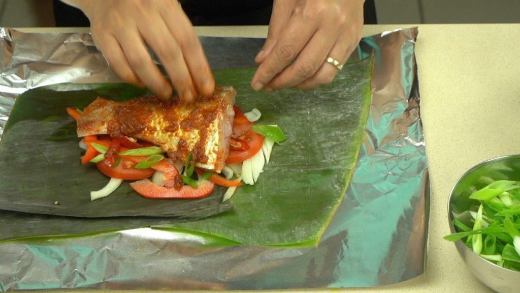 Wrap The Fish Parcel