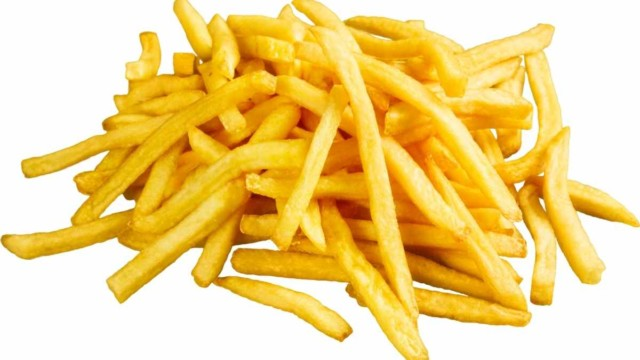 air fry french fries for 100 people