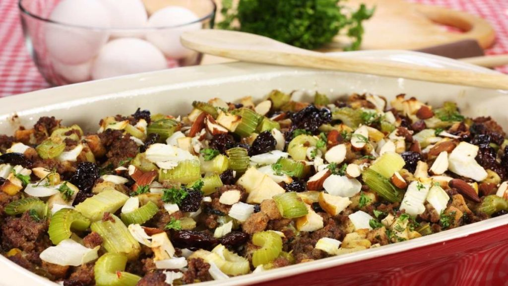 olives in stuffing