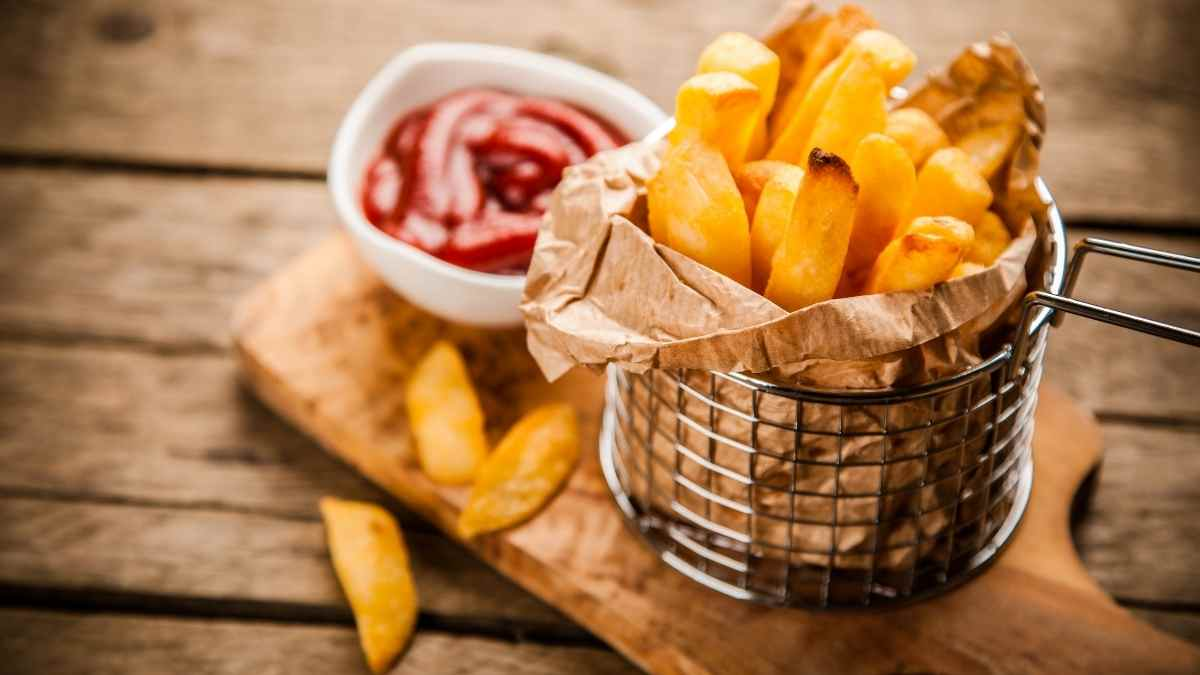 French Fries. For a Crowd.