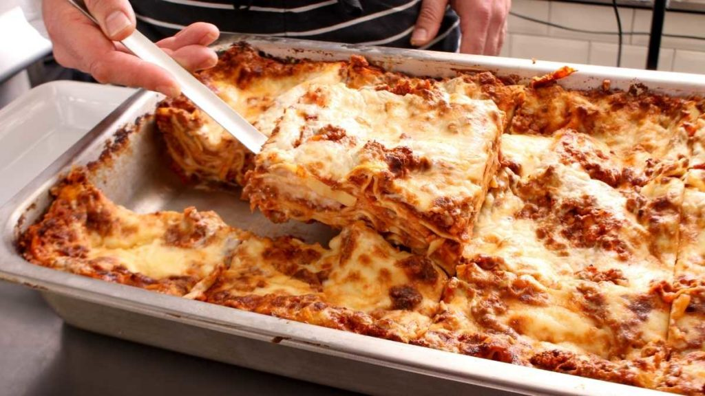 Lasagne For A Crowd