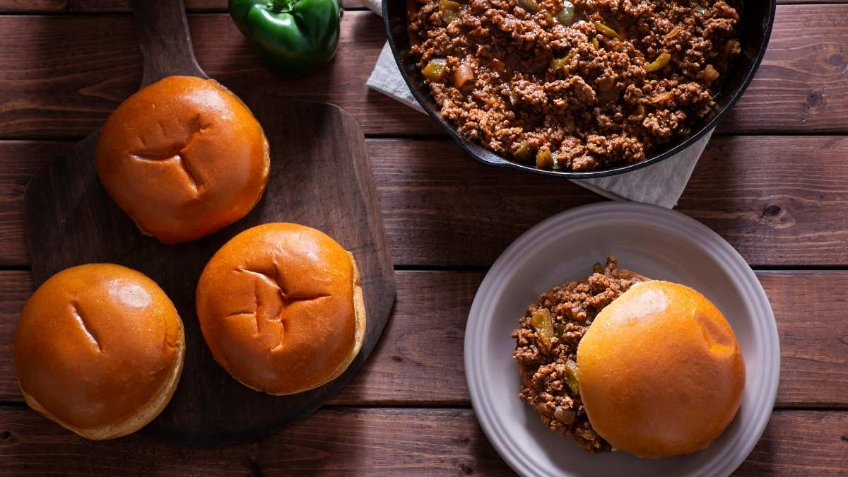 sloppy joes for big groups