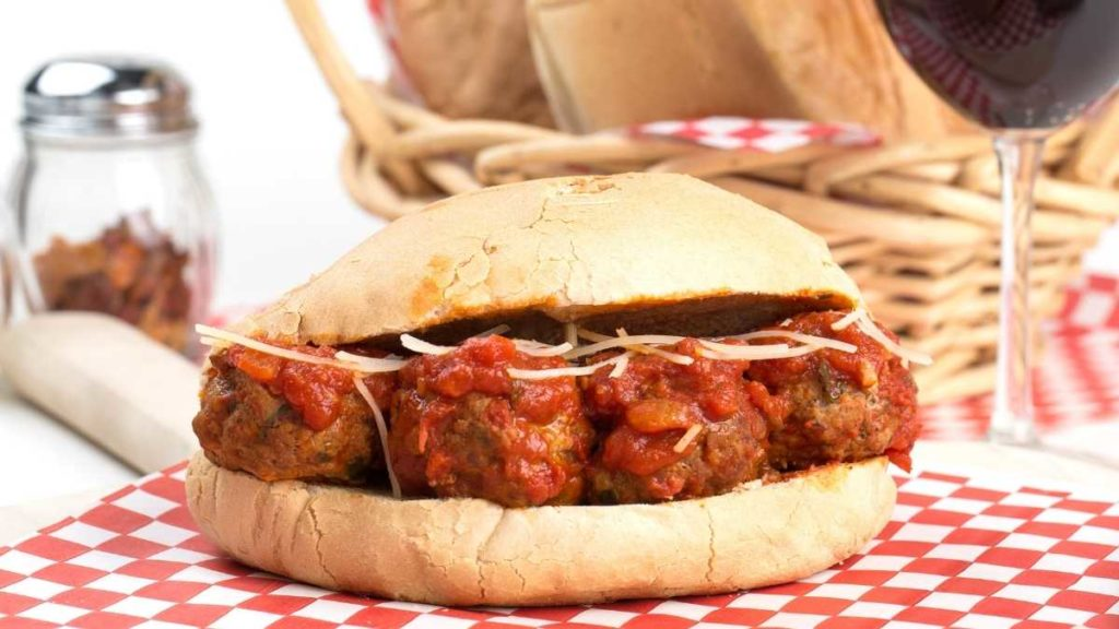 Meatball subs For A Crowd