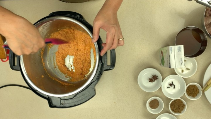 Cook The Rendang Paste