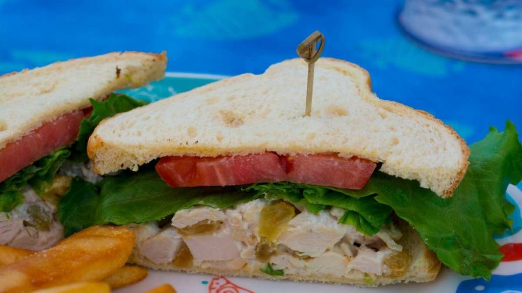 Chicken Salad Sandwiches For A Crowd