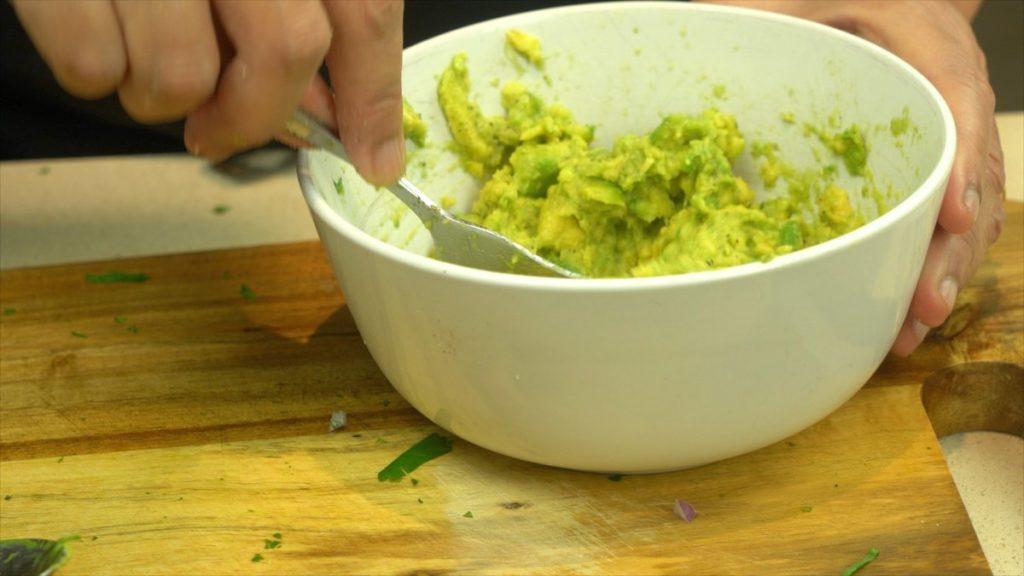 Guacamole For Carne Asada