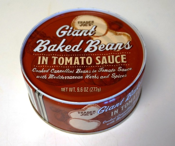 trader joes baked Beans