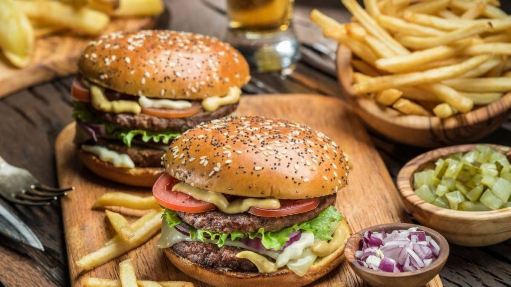 Best Burgers For a crowd