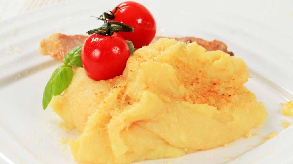 tomato mashed potato