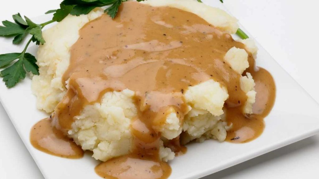Mashed Potato and gravy for lots and lots of people how much