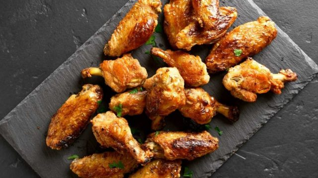 Chicken Wings For Superbowl