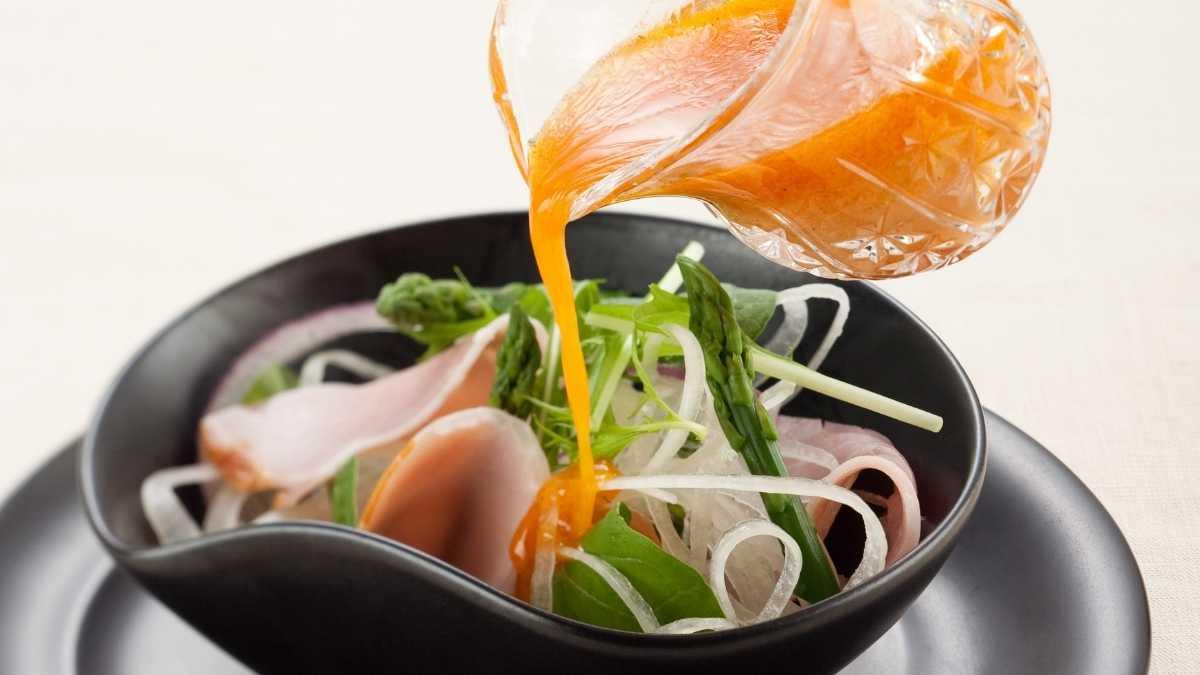 Salad Dressing Portion Guide