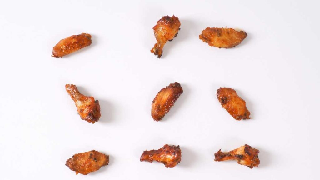 Chicken Wings for 20 folks