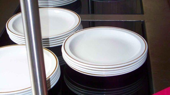 Warming Serving Plates