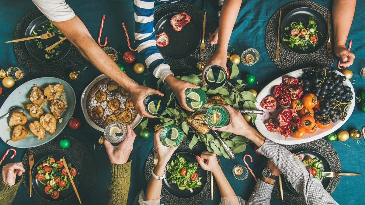 Catering for big groups - How To Do It