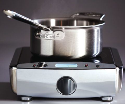 All Clad Has Great Induction Friendly Pots and Pans