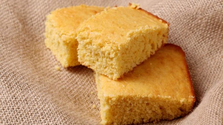 How to make Dry Cornbread Moist and New Again