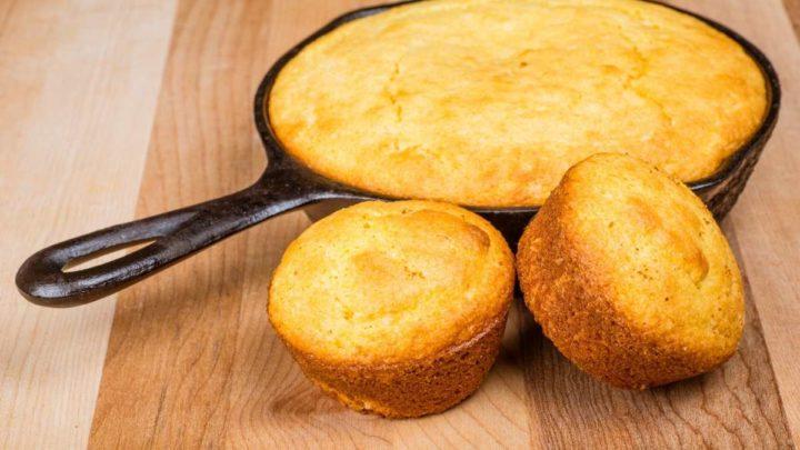 How to reheat cornbread in an air fryer?