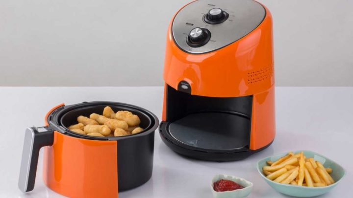 Reheating French Fries in an Air Fryer