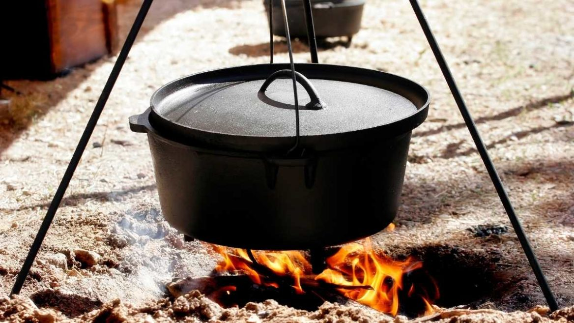 Traditional Dutch Oven