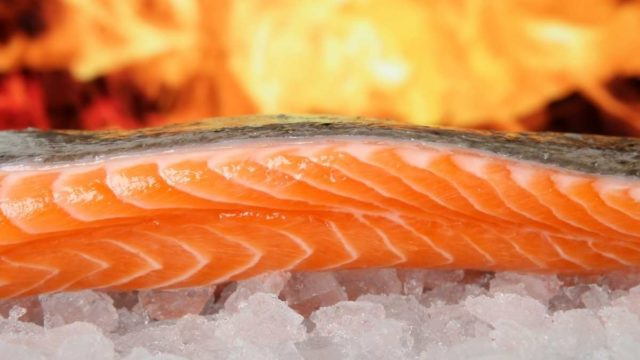 Salmon Fillets for 20 People - How Much Per Person?