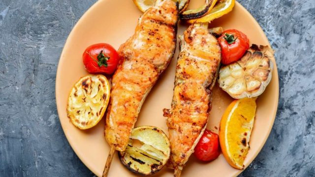 Salmon Per Person For 10 People