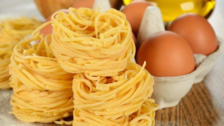 How to Freeze Homemade Egg Noodles