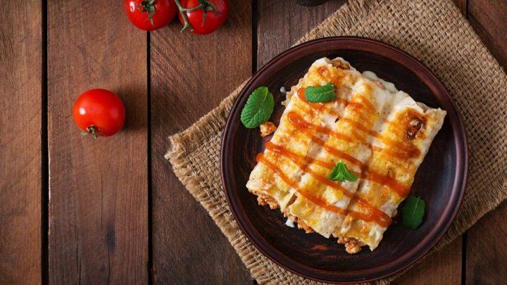 How To reheat Frozen Enchiladas