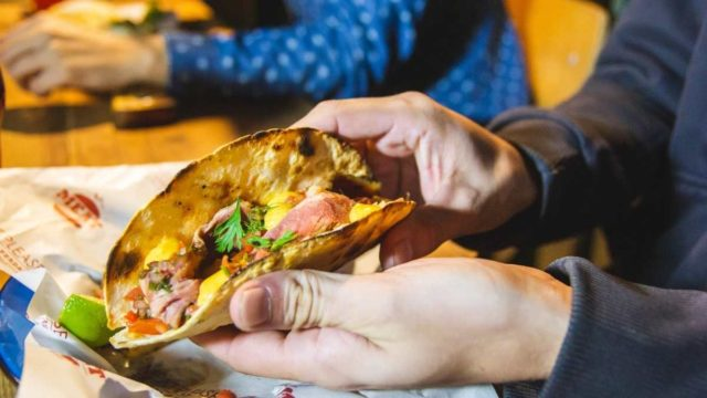 What are the best sides, fillings, and toppings to serve at a Taco Party