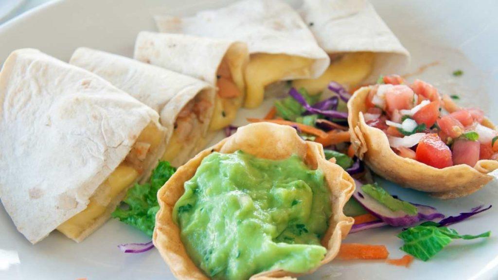 How to Reheat Chicken Enchiladas