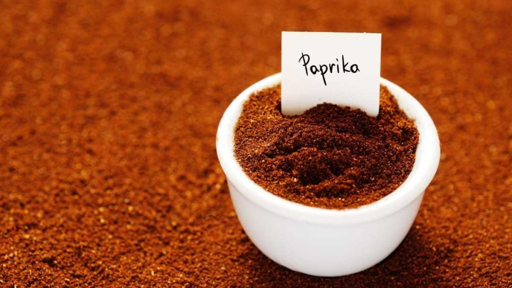 What Does Paprika Do to Your Food