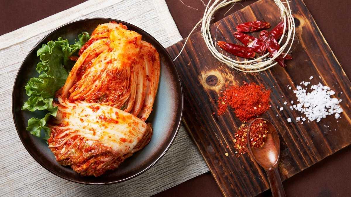 What Does Kimchi Taste Like