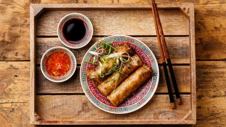Best Sauces With Reheated Egg Rolls