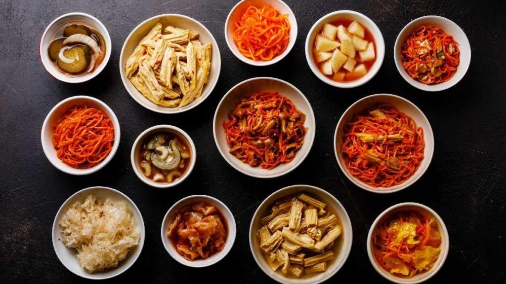 Many Different Types Of Kimchi