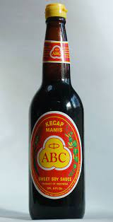 ABC is the Top brand of Kecap manis